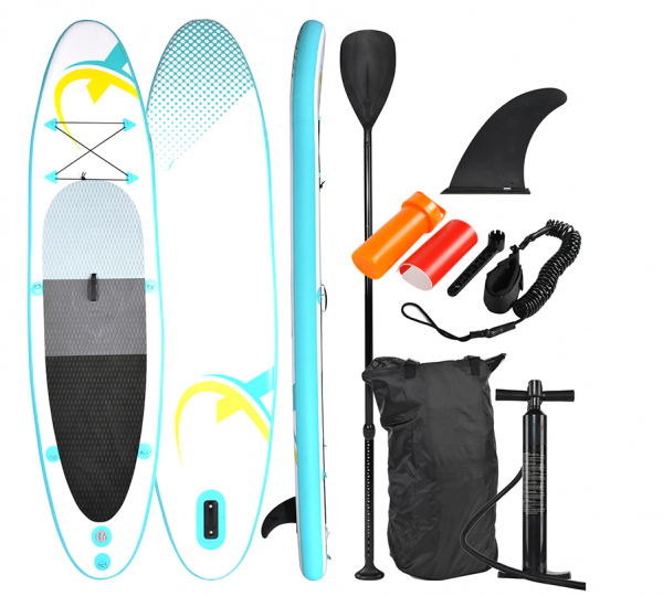 SUP330-LPX Stand up Paddle Board 330x76x15cm, plus Zubehör