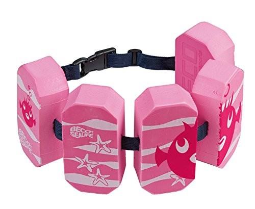 BECO 'Sealife' Schwimmgürtel, pink