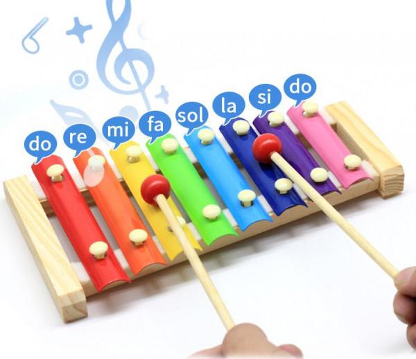 Musik Instrument Spielzeug Xylophon