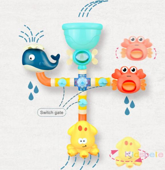 Baby Bad Spielzeug Spraydusche